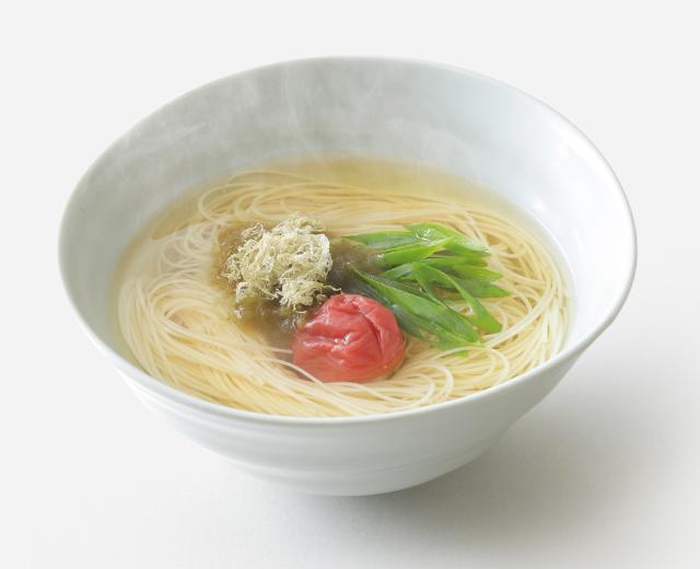にゅうめんシリーズ 株式会社三輪山本
